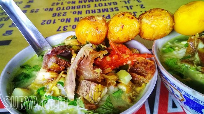 5 Kuliner Khas Kediri untuk Menu Sahur, Ada Pecel Tumpang yang Disajikan dengan Rempeyek Renyah
