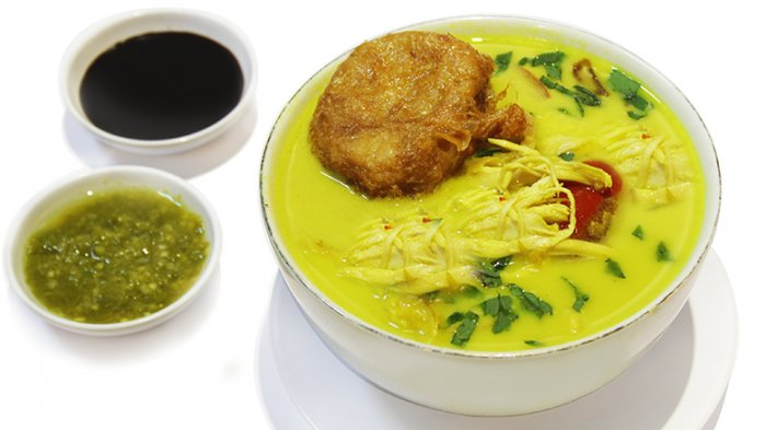 5 Kuliner Khas Medan yang Cocok Jadi Menu Sarapan, Ada Nasi Gurih Nenek hingga Soto Kesawan