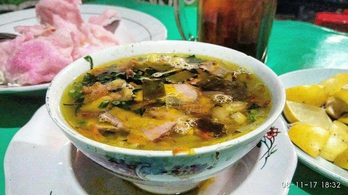 Cocok Disantap saat Musim Hujan, Ini Rekomendasi 7 Tempat Makan Soto di Bandung