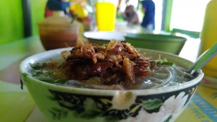 Soto Pak No dan 4 Tempat Makan Soto Ayam di Semarang, Paling Pas Disantap saat sarapan