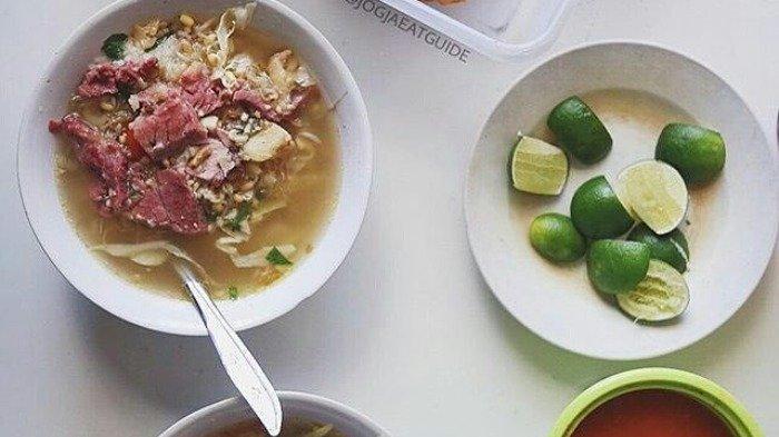 5 Tempat Makan Soto di Jogja yang Terkenal Enak dan Cocok untuk Sarapan, Mampir ke Soto Pak Marto