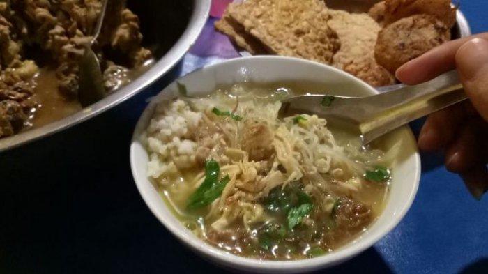 7 Kuliner di Semarang untuk Makan Siang, Ada Soto Bangkong hingga Mi Kopyok
