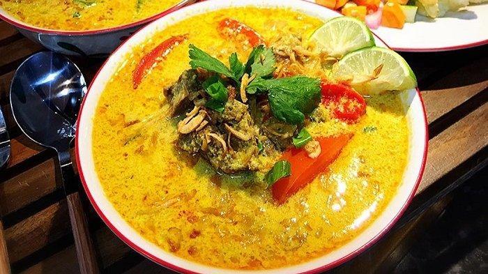 Soto tangkar, kuliner khas Betawi