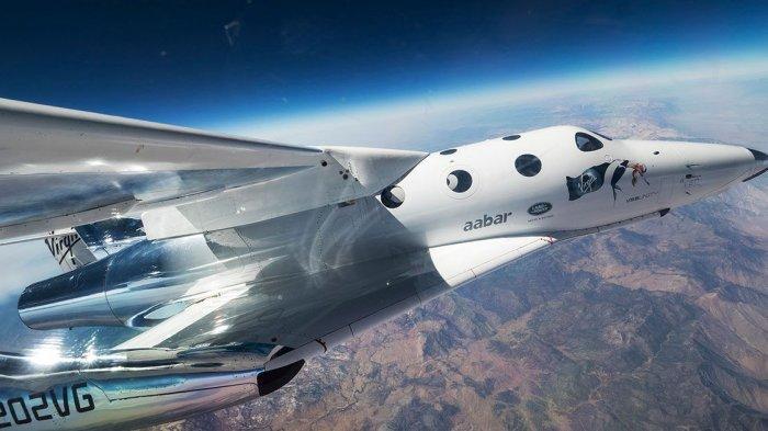 Miliarder Saingannya Berhasil Jelajahi Luar Angkasa, Elon Musk: Selamat Penerbangan yang Indah!