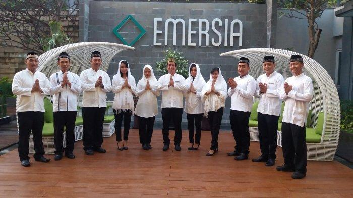Khusus Bulan Ini, Emersia Hotel and Resort Bandar Lampung Tawarkan 4 Menu Baru
