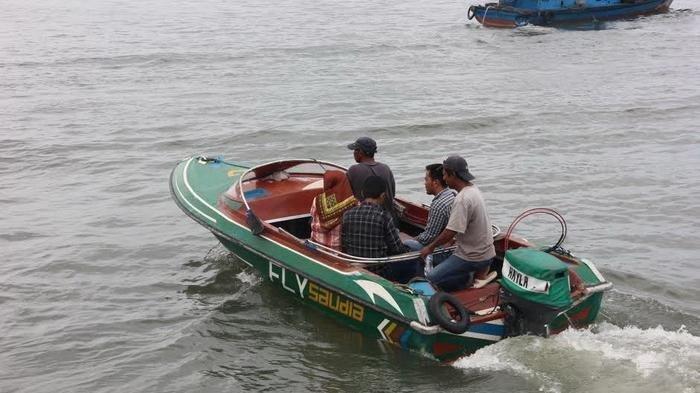 Cara ke Penajam Paser Utara dari Balikpapan, Paling Cepat Naik Speedboat