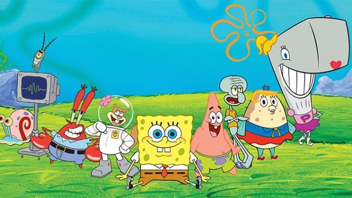 Begini Jadinya Jika Karakter Kartun Spongebob Squarepants Diubah Menjadi Manusia