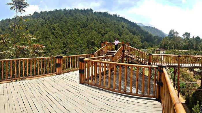 Spot foto Agrowisata Kopeng Gunungsari