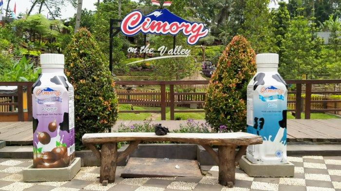 Foto-foto Cimory on The Valley, Liburan ke Semarang Jadi Lebih Menyenangkan