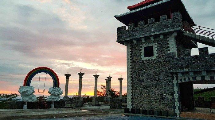 Harga Tiket Masuk The Lost World Castle Jogja Buat Libur Akhir Tahun 2020