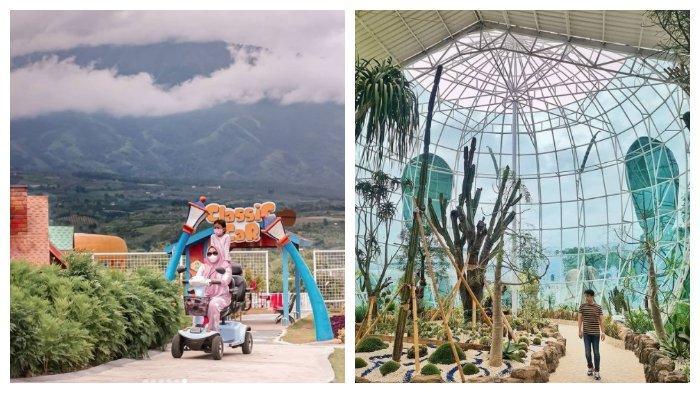 Harga Tiket Masuk Batu Love Garden 2021, Wisata Bunga Terlengkap dengan 600 Jenis Tanaman