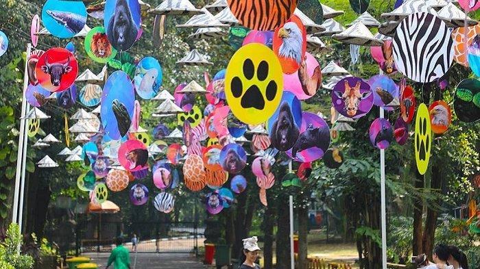 Catat! Ini Harga Tiket Masuk Kebun Binatang Ragunan Jakarta