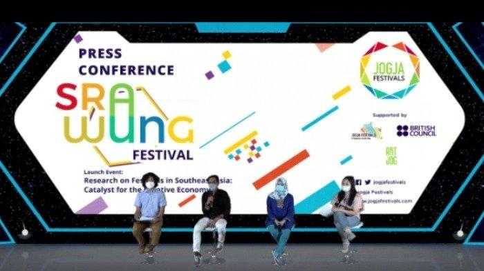 Srawung Festival 2021 Resmi Digelar, Hadirkan Pelaku Festival dari Seluruh Asia Tenggara