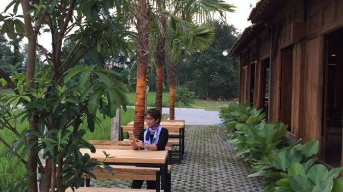 Srawung Resto & Kopi, Pilihan Tepat untuk Menikmati Senja saat Berbuka Bersama Teman dan Keluarga