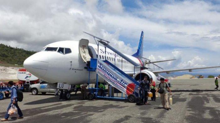 Hanya Berlaku Hari Ini, Promo Tiket Pesawat Sriwijaya Air ke Semua Rute Domestik Rp 170 Ribu