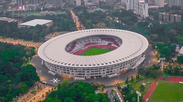 Mengenal Lebih Dekat Stadion Utama Gelora Bung Karno, Lokasi Laga Timnas Indonesia vs Malaysia