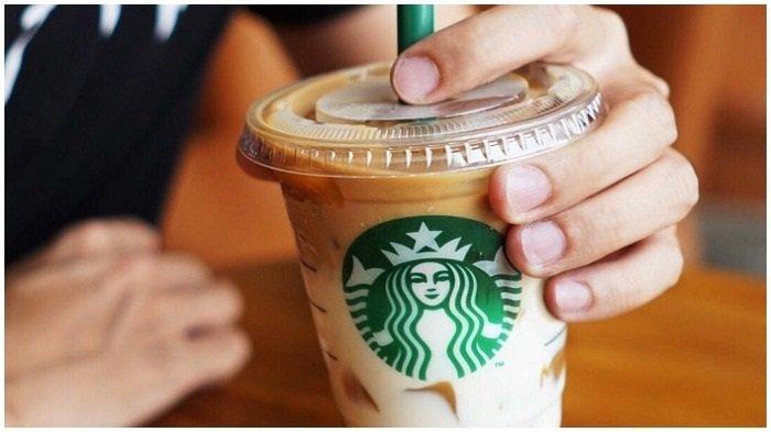Promo Starbucks - Hanya Hari Ini Ada Diskon Harga 50%, Cukup Tukarkan Struk Pembayaran Pertama