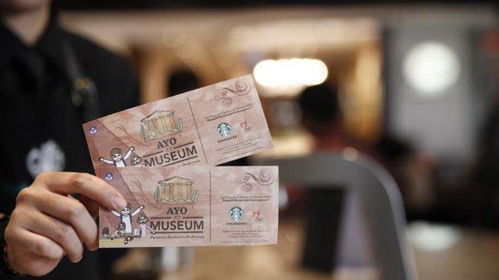 Meriahkan Hari Kemerdekaan, Starbucks Bagikan Tiket Gratis Masuk Museum di Berbagai Kota