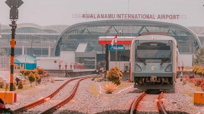 Tarif KA Bandara Jakarta dan Medan Mulai Rp 10 Ribu Berlaku Selama Desember 2019