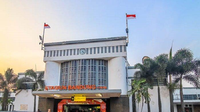7 Hotel Murah Dekat Stasiun Bandung dengan Tarif Menginap Kurang dari Rp 240 Ribu Per Malam