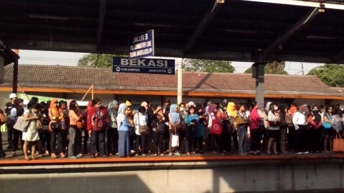 Per April! Selain KRL, Warga Bekasi Bisa Gunakan KA Jarak Jauh untuk ke Jakarta, Cek Tarifnya