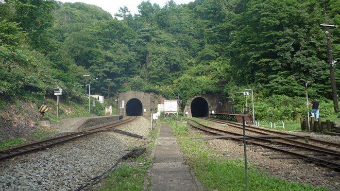 Stasiun Koboro di Jepang