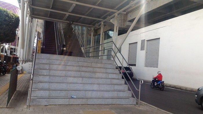 LRT Kelapa Gading Ditargetkan Mulai Beroperasi Tahun 2019