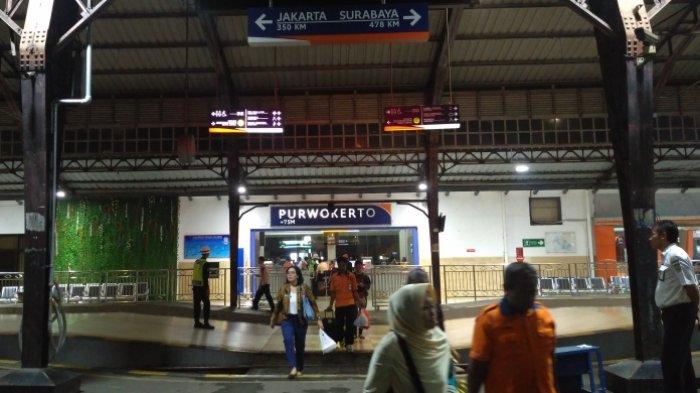 KAI Daop 5 Sediakan Layanan Vaksin di Stasiun Purwokerto, Cek Syaratnya