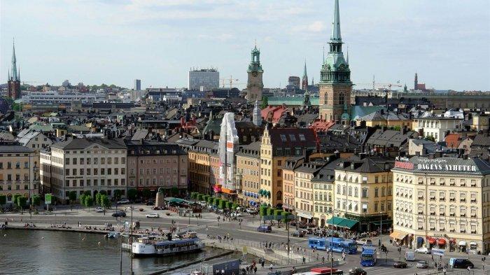 6 Fakta Unik Swedia, Ada Sajian Pizza Bertopping Pisang hingga Bayar Toilet Pakai Kartu Kredit