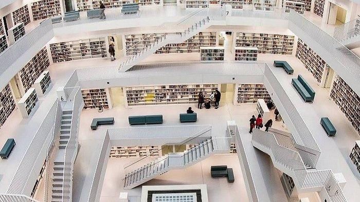 Rayakan Hari Buku Sedunia, Ini 7 Perpustakaan Paling Menakjubkan di Dunia yang Wajib Dikunjungi