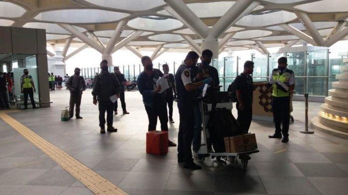 Sejak 1 Juni, Jumlah Penumpang di Bandara Internasional Yogyakarta Terus Meningkat