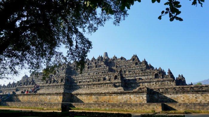 Menilik Teknik Pembangunan Candi Borobudur, Tempat Wisata Ikonik di Magelang