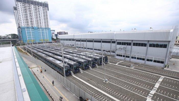 Terbaru, Jadwal Keberangkatan MRT Jakarta Mulai 2 Agustus 2021