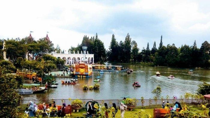 Lokasi, Jam Buka, Wahana dan Harga Tiket Masuk Little Venice Cianjur Terbaru 2021