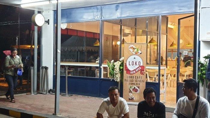 Loko Cafe di Stasiun Senen Diresmikan, Tawarkan Makanan dan Minuman dengan Harga Mulai Rp 10 Ribu