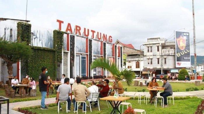 Harga Tiket Masuk Taman Menara Lonceng, Tempat Nongkrong Asyik di Tarutung
