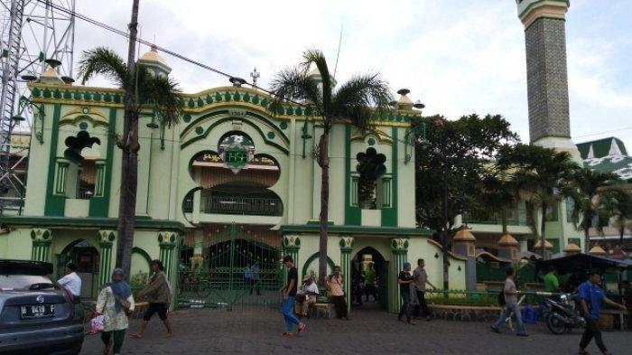 Dibangun Saat Kerajaan Demak, Ini Kisah Masjid Agung Semarang yang Berusia Lebih dari 200 Tahun