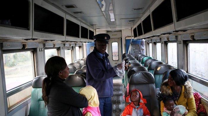 4 Fakta Mengejutkan Stasiun Marondera Zimbabwe, Akibab Krisis Ekonomi Fasilitas Kereta jadi Kumuh