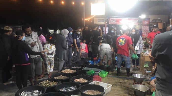 Sempat Vakum 2 Tahun, Wisata Belanja Pasar Ikan Balekambang Hidup Kembali