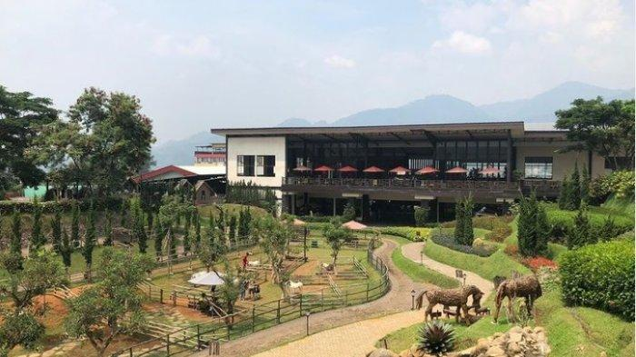 Suasana The Ranch Cisarua Puncak Bogor 2021