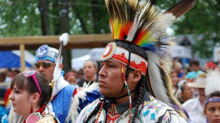 Gaya Rambut Suku Indian Ini Sangat Mendunia, Pernah Tahu?