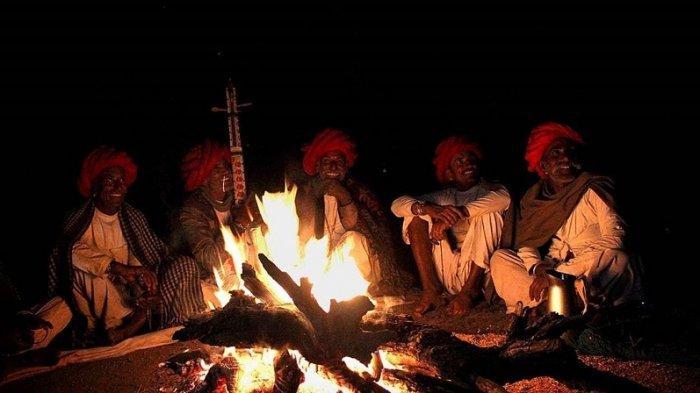 Selama Lebih dari Satu Abad, Penduduk Desa di India Hidup Berdampingan dengan Macan Tutul