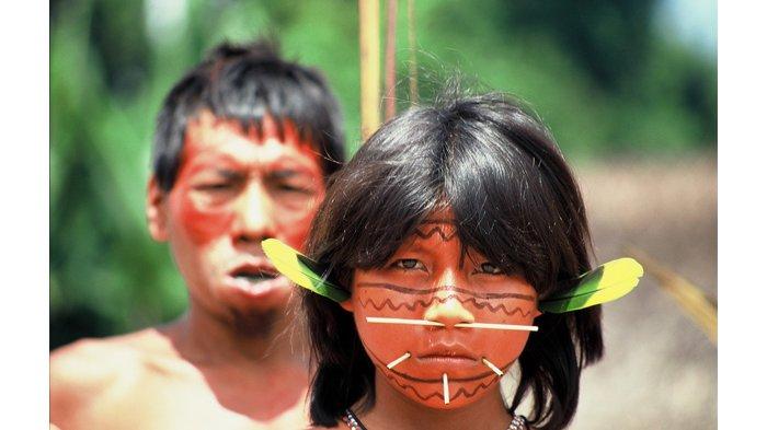 Suku Yanomami - Bukan Karena Hobinya Minum Sup Manusia, Ini Alasan Suku di Amazon Terancam Punah