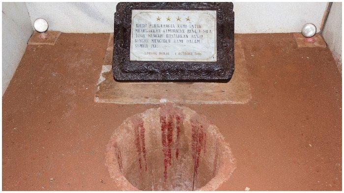 Sumur Maut Lubang Buaya, Sumur Berdiameter 75 Cm yang jadi Saksi Bisu Kekejaman G30S