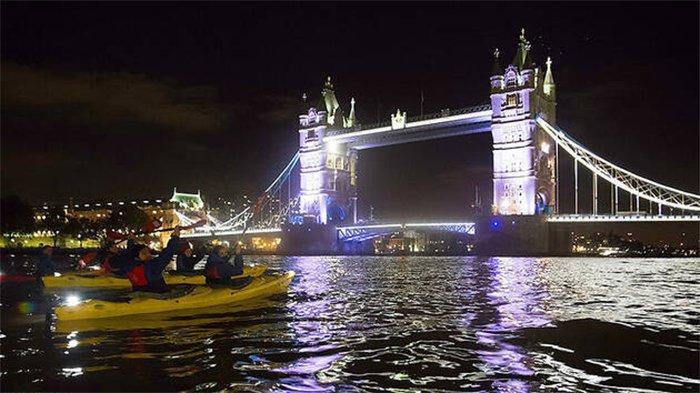 Sungai Thames, London, Inggris