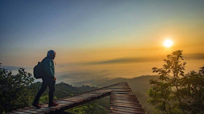 5 Tips Berburu Sunrise di Punthuk Mongkrong Borobudur, Datanglah Waktu Subuh