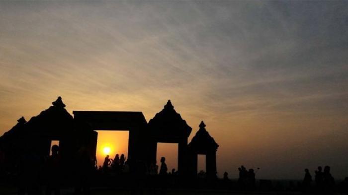 Candi Prambanan dan Ratu Boko Tawarkan Paket Ngabuburit, Harga Mulai Rp 65 Ribu