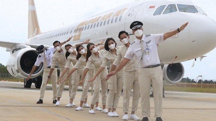 Tiket Pesawat Murah Super Air Jet, Rute Jakarta-Surabaya Mulai Rp 472 Ribuan