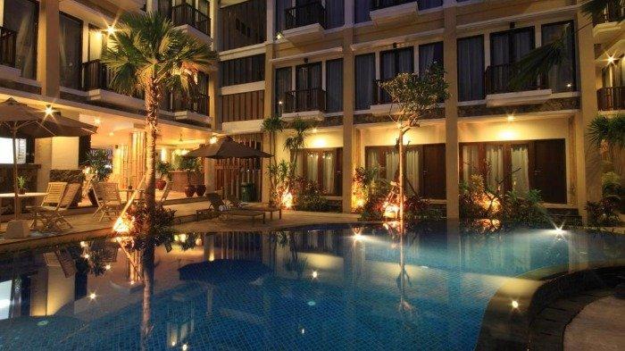 Hotel Bintang 3 di Kuta Bali dengan Fasilitas Kolam Renang, Harga Inap Mulai dari Rp 117 Ribuan