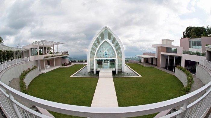 Fakta Menarik Susan Spa & Resort Bandungan, Punya Wedding Chapel Tertinggi di Indonesia